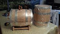 Бочка дубовая 100 литров