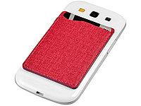 Кошелек для телефона RFID, красный (артикул 12397002)