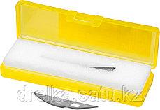 Лезвия OLFA закругленные для ножа AK-4, 6(8)х38х0,45мм, 5шт , фото 2