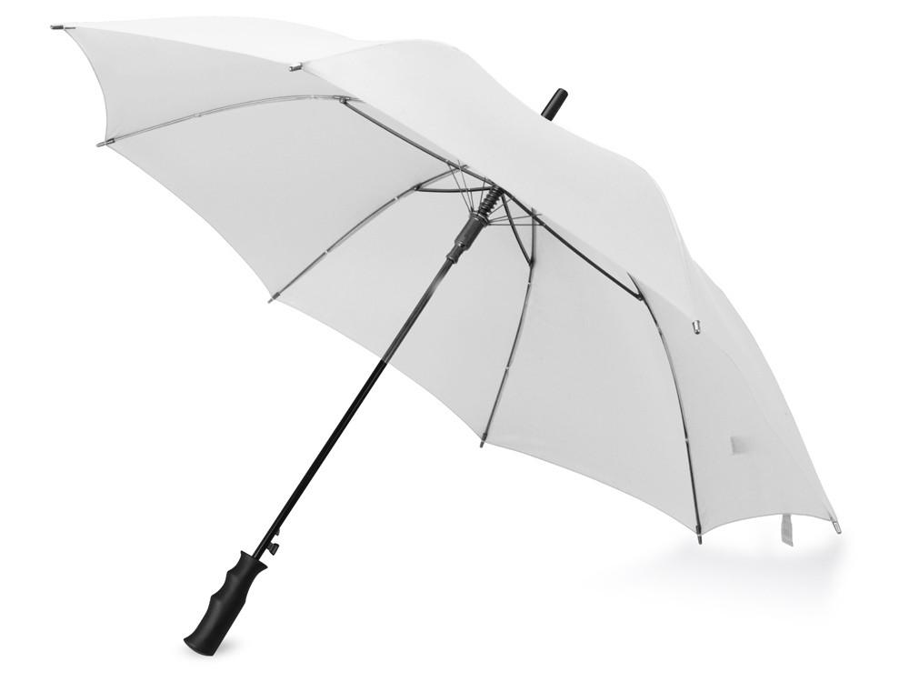 Зонт-трость Concord, полуавтомат, белый