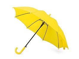 Зонт-трость Edison, полуавтомат, детский, желтый (артикул 979024)