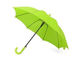 Зонт-трость Edison, полуавтомат, детский, зеленое яблоко (артикул 979053)