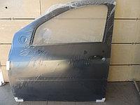 Дверь передняя левая Ларгус (отвер.под молдинг) Renault, фото 1