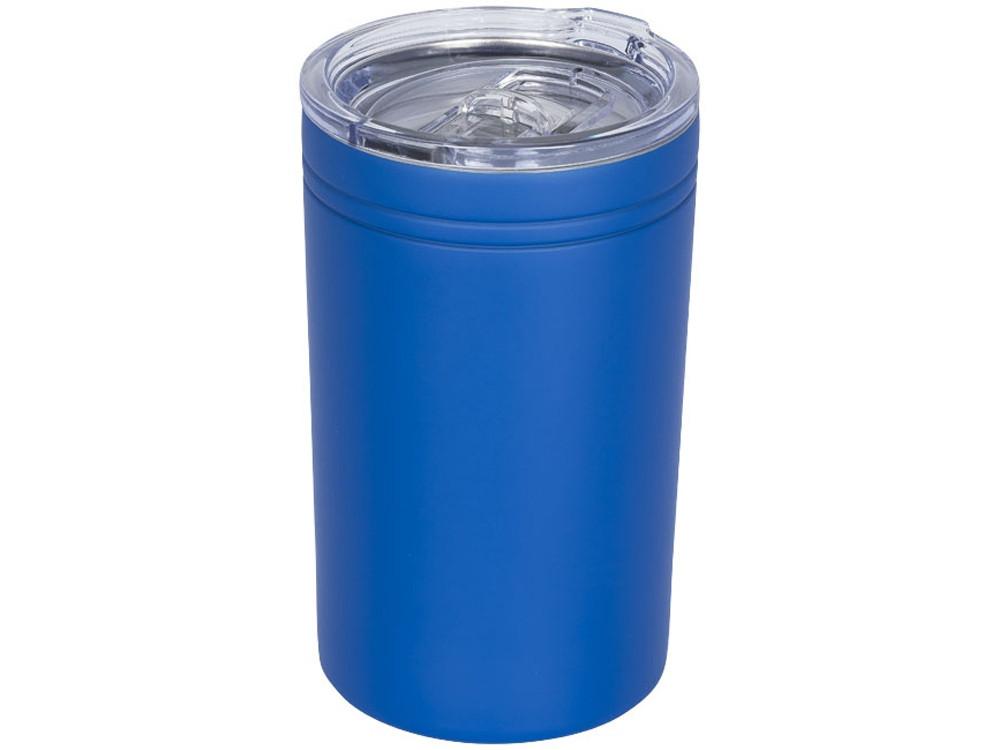 Вакуумный термос Pika 330 мл, ярко-синий