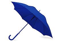 Зонт-трость Color полуавтомат, темно-синий, фото 1