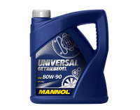 Трансмиссионное масло Mannol UNIVERSAL GETRIEBEOEL SAE 80W-90 API GL 4 1 литр