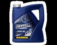 Трансмиссионное масло Mannol UNIVERSAL GETRIEBEOEL SAE 80W-90 API GL 4 4литра