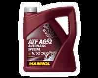Трансмиссионное масло Mannol ATF AG52 AUTOMATIC SPECIAL 4 литра