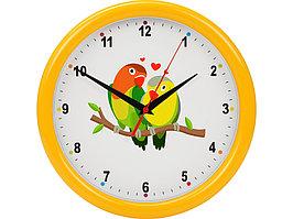 Часы настенные разборные Idea, желтый (артикул 186140.04)