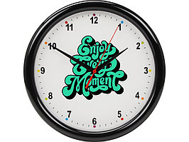 Часы настенные разборные Idea, черный (артикул 186140.07)