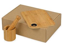 Подарочный набор Chef с кухонными аксессуарами из бамбука (артикул 700361)