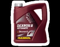 Трансмиссионное масло Mannol DEXRON II AUTOMATIC 4 литра