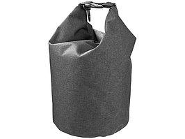 Туристический 5-литровый водонепроницаемый мешок, темно-серый (артикул 10055200)