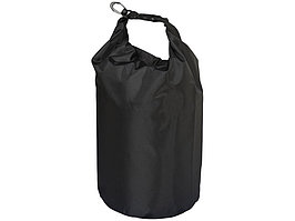 Походный 10-литровый водонепроницаемый мешок, черный (артикул 10057100)