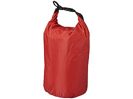 Походный 10-литровый водонепроницаемый мешок, красный (артикул 10057102)
