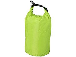 Походный 10-литровый водонепроницаемый мешок, лайм (артикул 10057103)