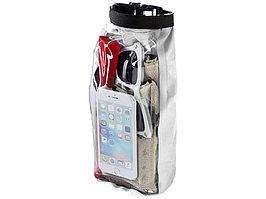 Туристическая водонепроницаемая сумка объемом 2 л, чехол для телефона, белый (артикул 10055303)
