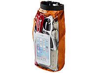 Туристическая водонепроницаемая сумка объемом 2 л, чехол для телефона, оранжевый (артикул 10055305)