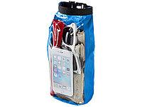 Туристическая водонепроницаемая сумка объемом 2 л, чехол для телефона, голубой (артикул 10055307)