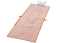 Пляжная складная сумка-тоут и коврик Bonbini, оранжевый, фото 1