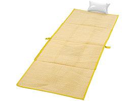 Пляжная складная сумка-тоут и коврик Bonbini, желтый (артикул 10055404)
