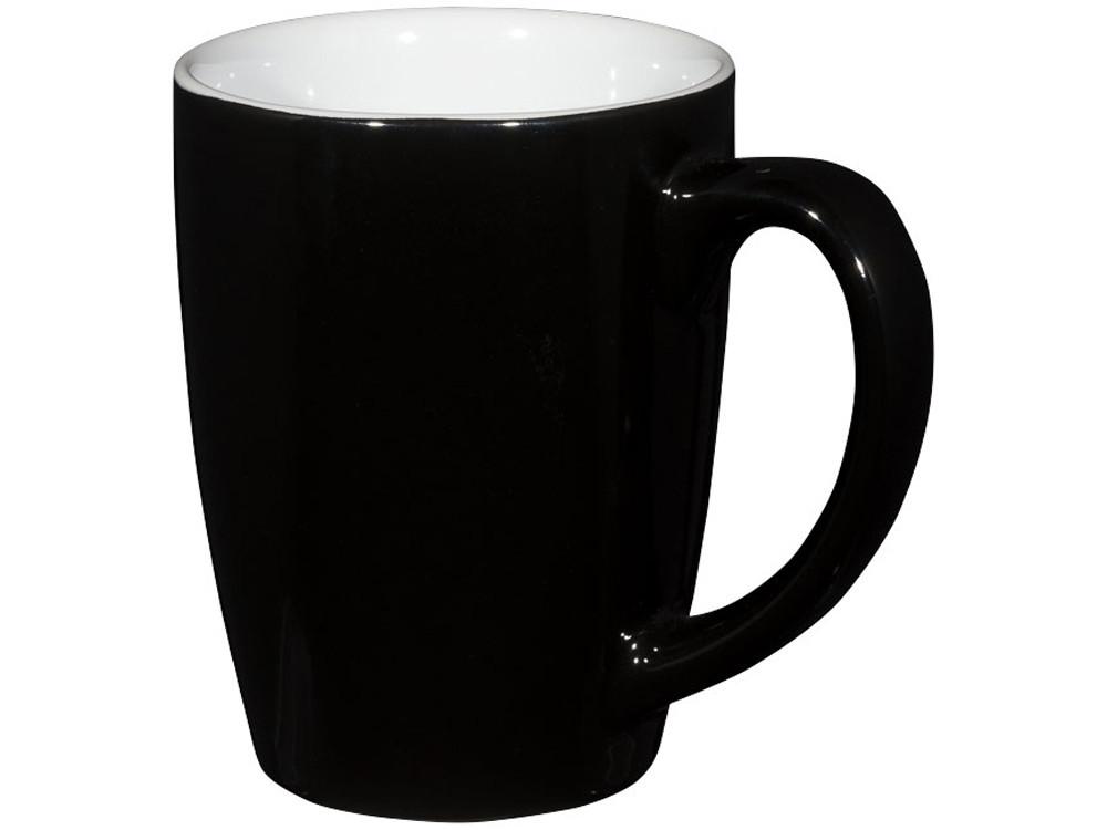 Керамическая кружка Mendi 350 мл, черный