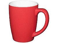 Керамическая кружка Mendi 350 мл, красный, фото 1