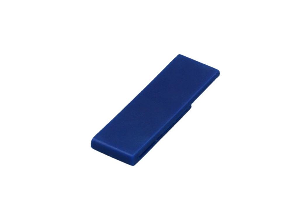 Флешка промо в виде скрепки, 16 Гб, синий (артикул 6012.16.02)