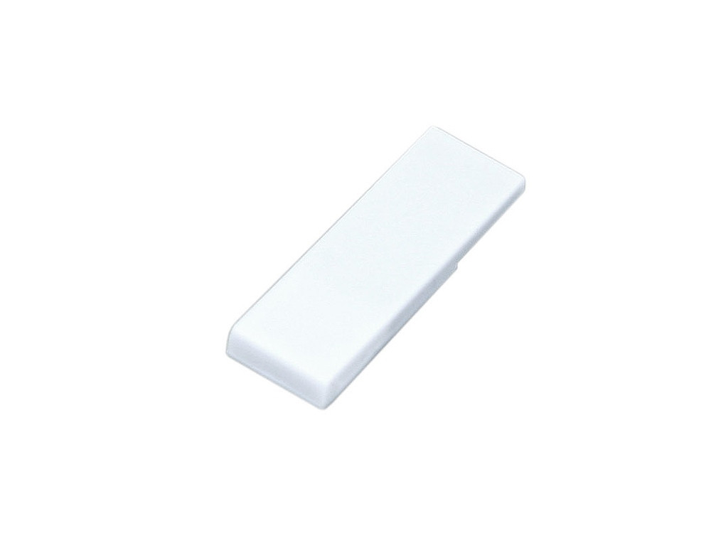 Флешка промо в виде скрепки, 32 Гб, белый (артикул 6012.32.06)