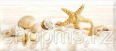 Керамическая плитка PiezaROSA Легенда декор Seashells 336763 (20*45)/кв.м