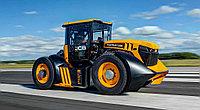 Установлен новый рекорд скорости на тракторе JCB