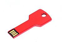 Флешка в виде ключа, 32 Гб, красный