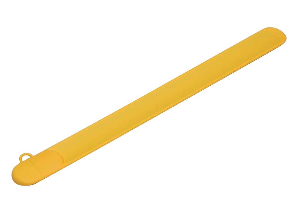 Флешка в виде браслета, 32 Гб, желтый