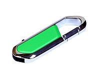 Флешка в виде карабина, 32 Гб, зеленый/серебристый, фото 1