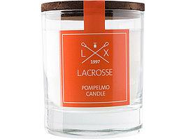 Свеча ароматическая в стекле Грейпфрут, оранжевый (артикул 436200)