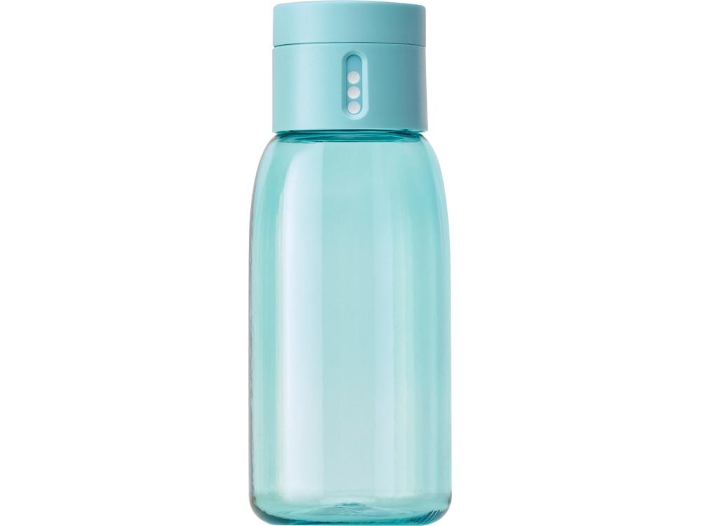 Бутылка для воды Dot 400 мл, бирюзовый