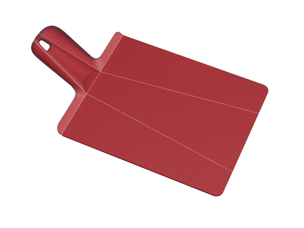 Доска разделочная Chop2Pot™ Plus средняя, красный
