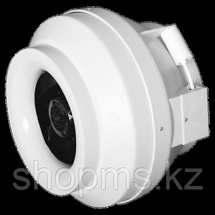 Вентилятор центробежный канальный пластиковый ЭРА CYCLONE-EBM ф250, фото 2