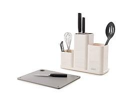 Органайзер для кухонной утвари настольный CounterStore, белый (артикул 85121)