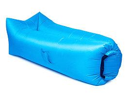 Надувной диван БИВАН 2.0, голубой (артикул 159900)