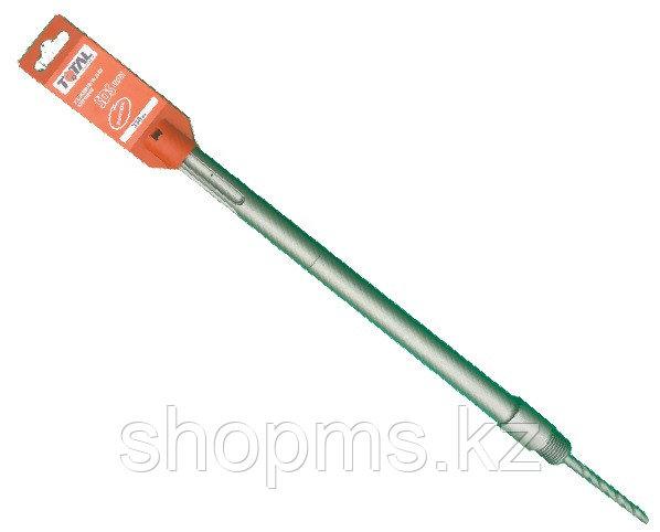 Удлинитель для коронок SDS+ 450мм TOTAL TOOLS