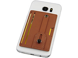 Удобный бумажник для телефона с защитой RFID с ремешком (артикул 12399601)
