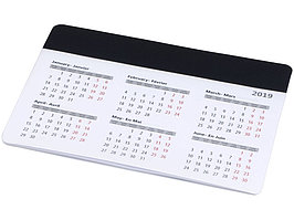 Коврик для мыши Chart с календарем (артикул 13496500)