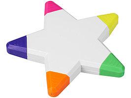 Маркер Solvig в форме звезды, белый (артикул 21036300)