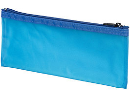Перламутровый пенал Fabien, прозрачный/синий (артикул 21036900)