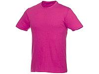 Футболка-унисекс Heros с коротким рукавом, розовый, фото 1