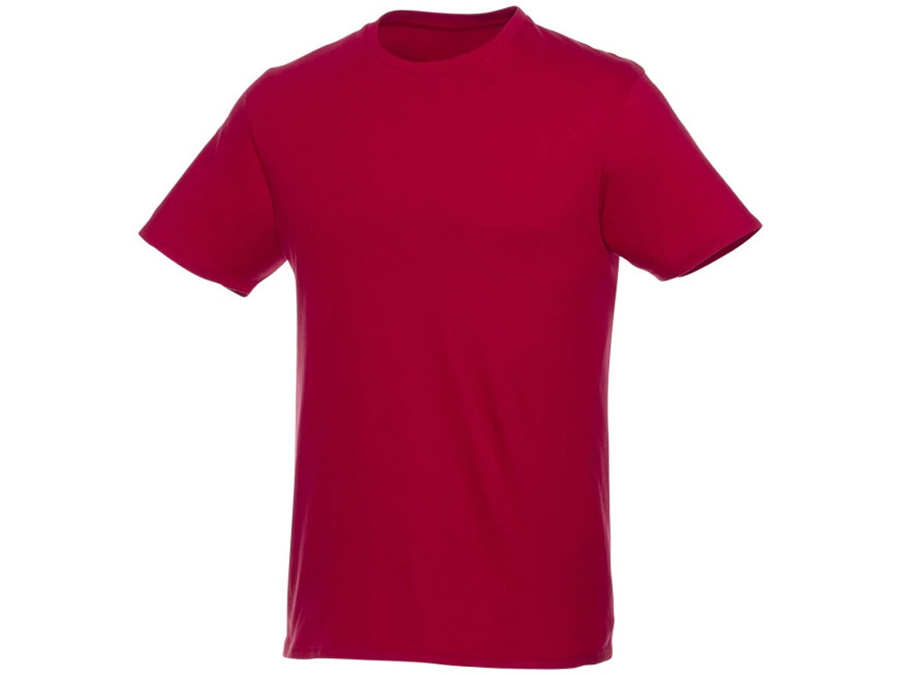 Мужская футболка Heros с коротким рукавом, красный (артикул 38028255XL)