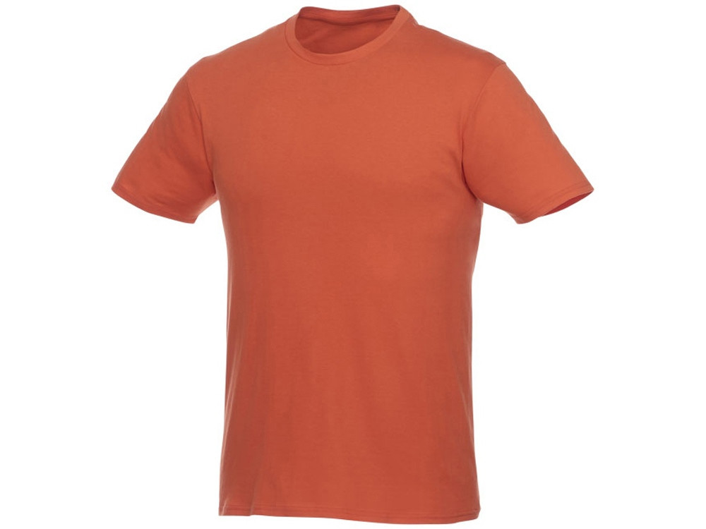 Футболка-унисекс Heros с коротким рукавом, оранжевый