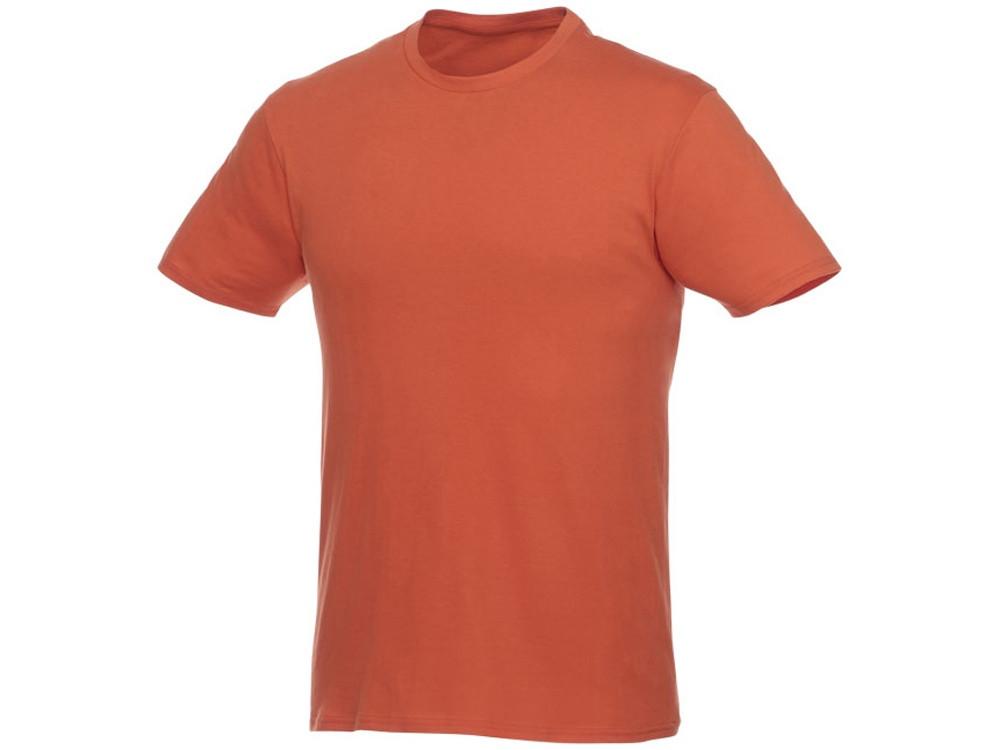 Мужская футболка Heros с коротким рукавом, оранжевый (артикул 3802833M)