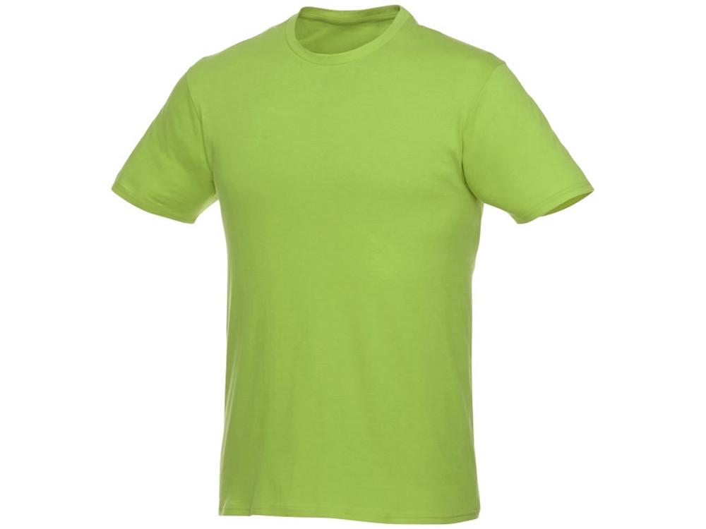 Мужская футболка Heros с коротким рукавом, зеленое яблоко (артикул 3802868S)